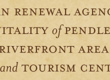 Pendleton Urban Renewal Brochure